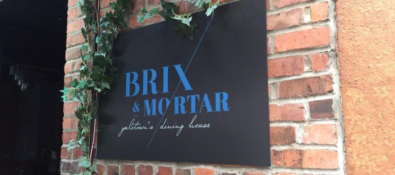 brix and mortar yaletown