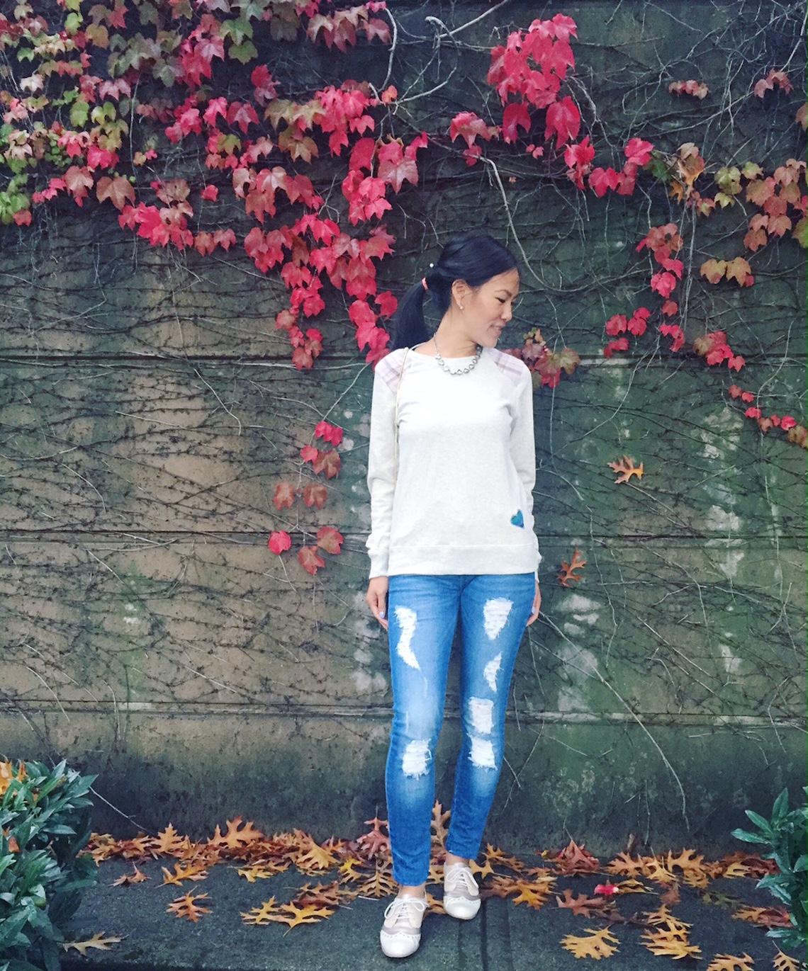 Preloved Toronto Trinity Sweater