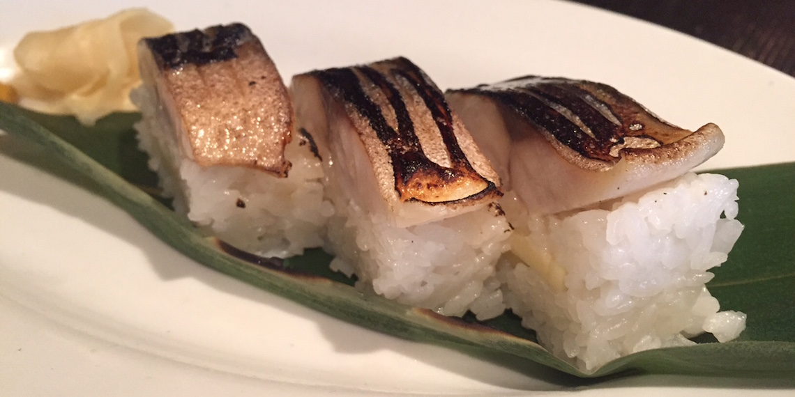 taste of yaletown 2015 hapa izakaya mackerel