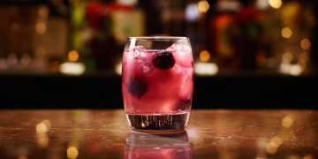 Casamigo Blackberry Mule