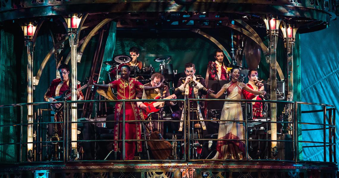 Cirque du Soleil Music