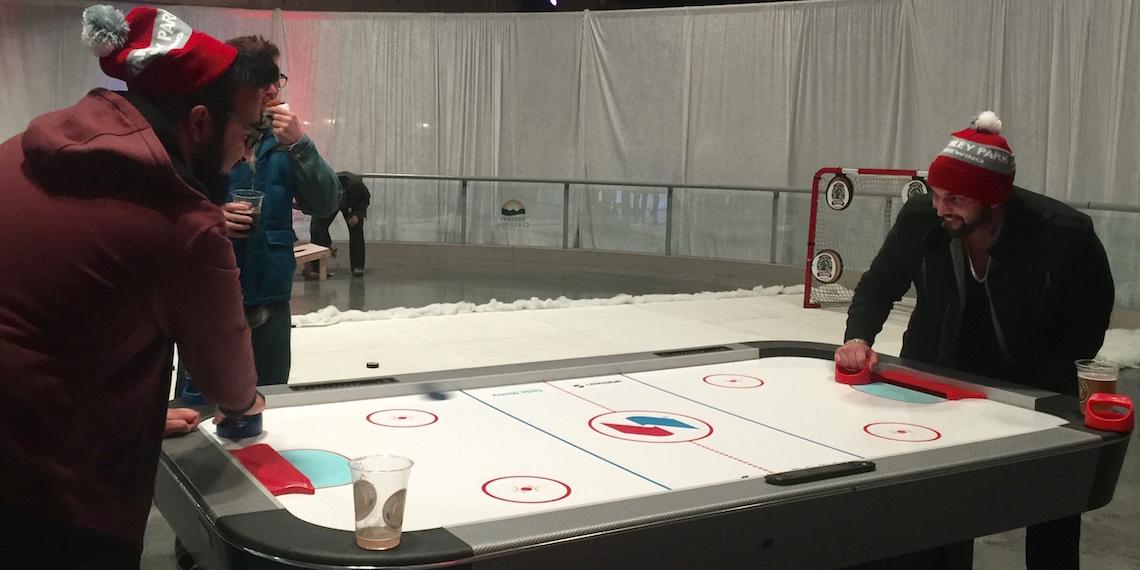 Stanley Park Ice Breaker