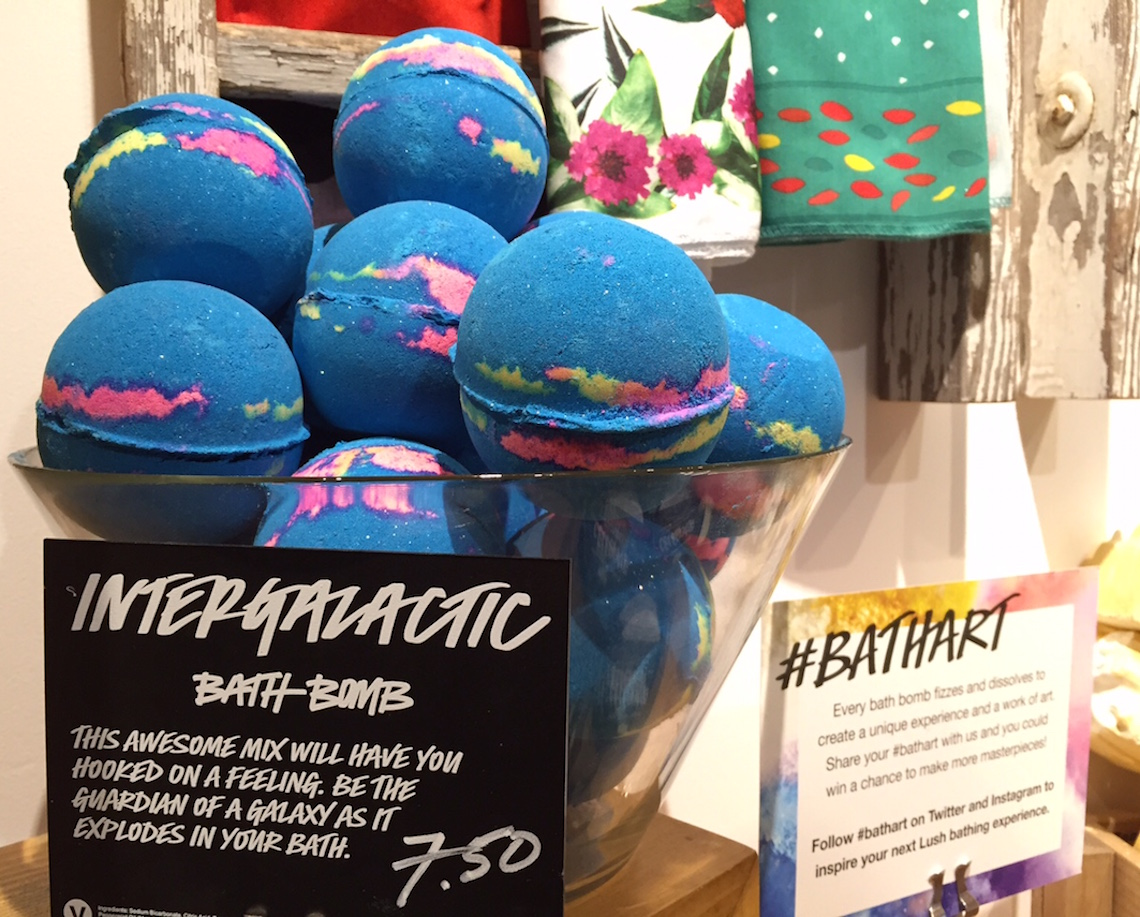 lush cosmetics vancouver submited images