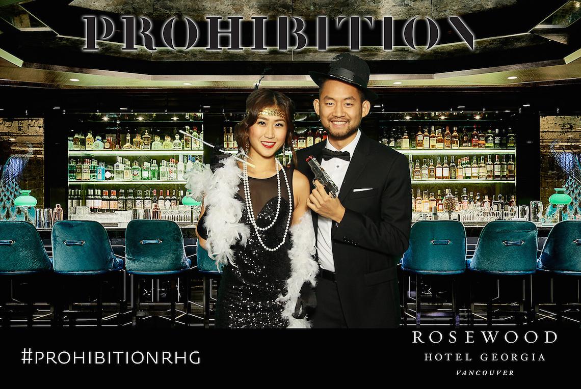 Prohibition Modern Mix Vancouver