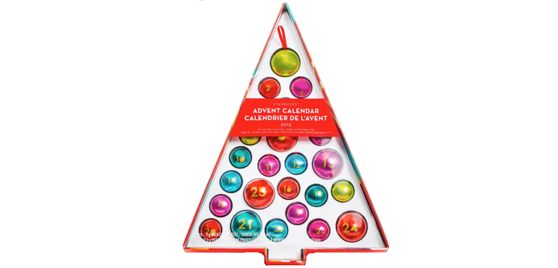 Top Specialty Advent Calendars for Counting Down to Christmas 2015 ...