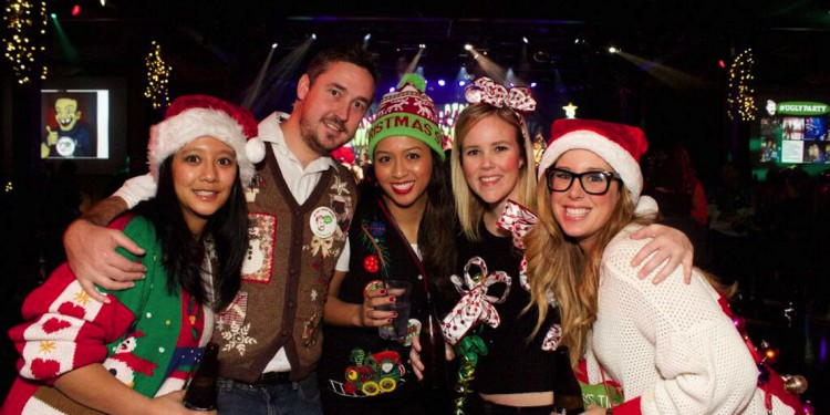 Ugly Sweater Party Vancouver 5