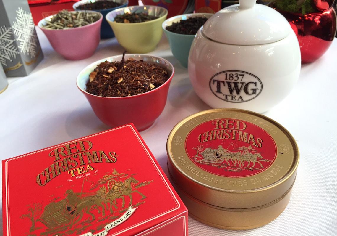 Urban Tea Merchant Red Christmas Tea