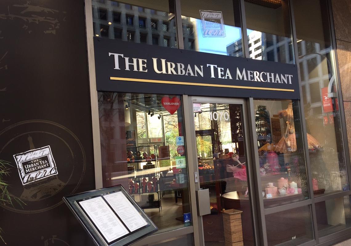 Urban Tea Merchant Vancouver