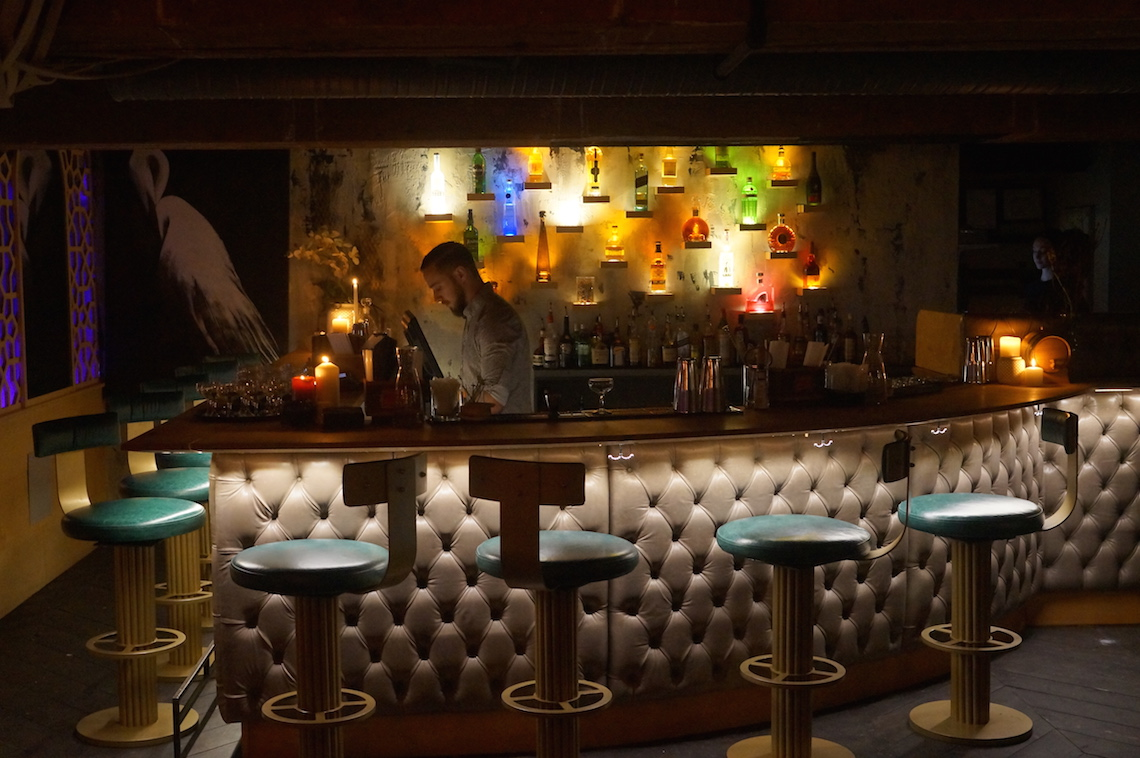 Hello Goodbye Underground Cocktail Club Opens In Yaletown