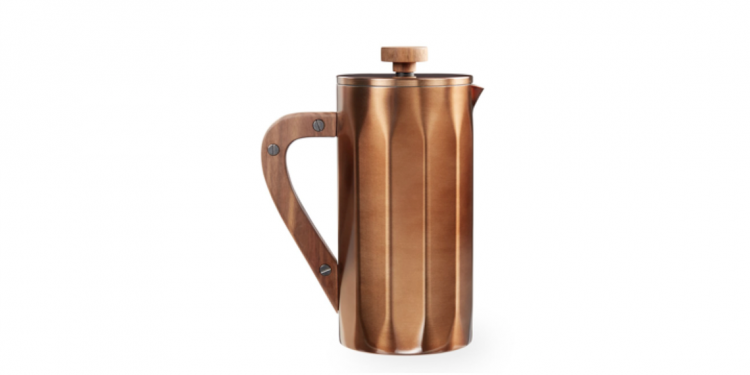 Starbucks Copper-Toned Stainless Steel Coffee Press