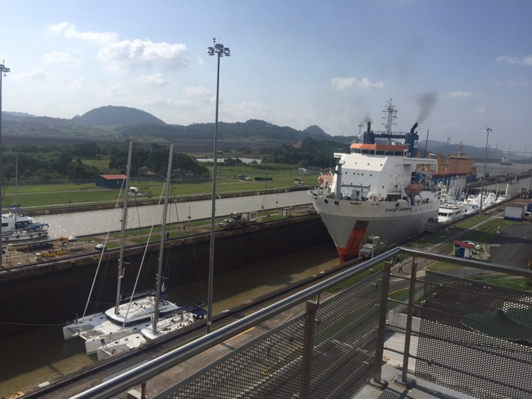 Miraflores Locks Visitor Centre