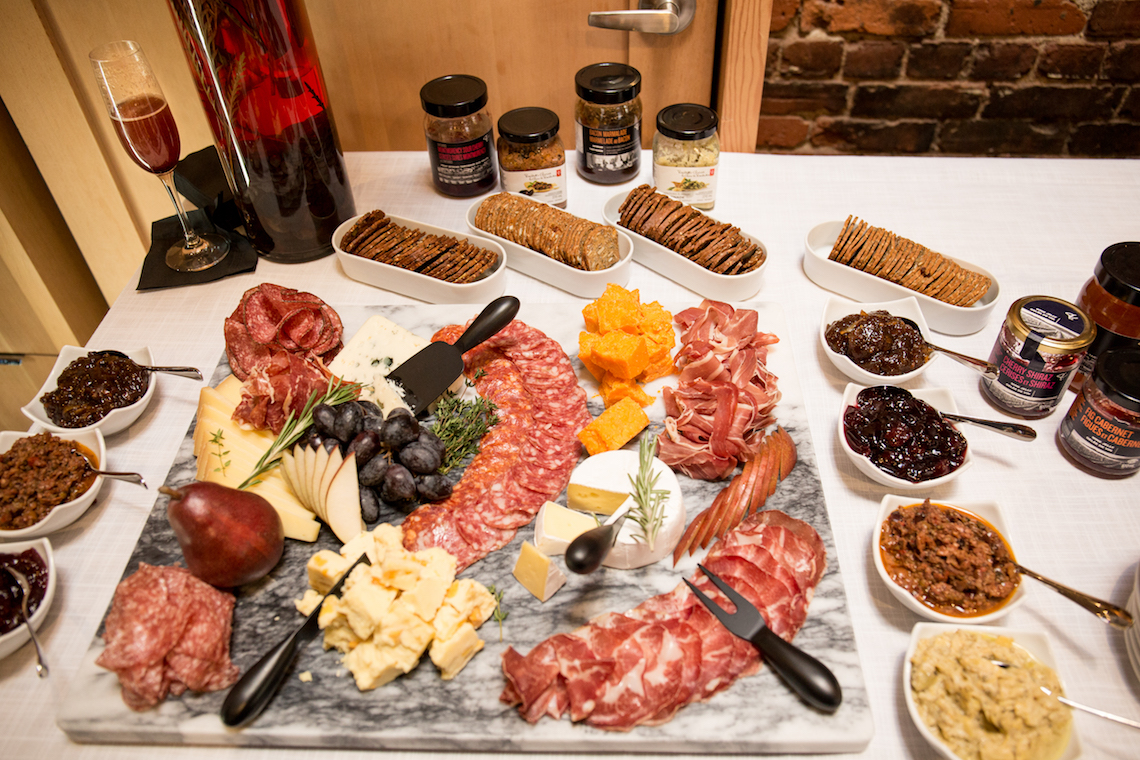 PC Black Label Charcuterie and Cheese Board