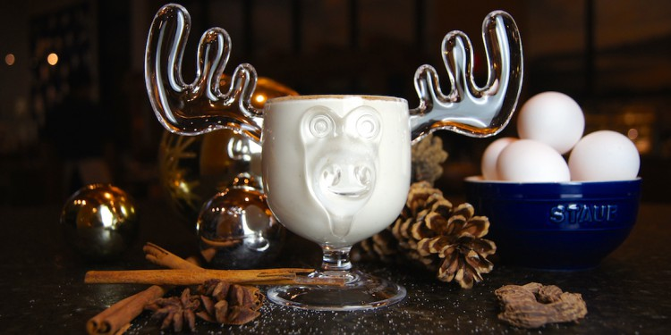 Four Seasons Yew Eggnog