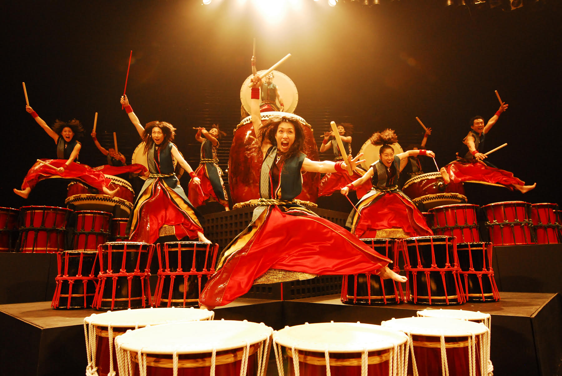 Japanese drummers photos 57