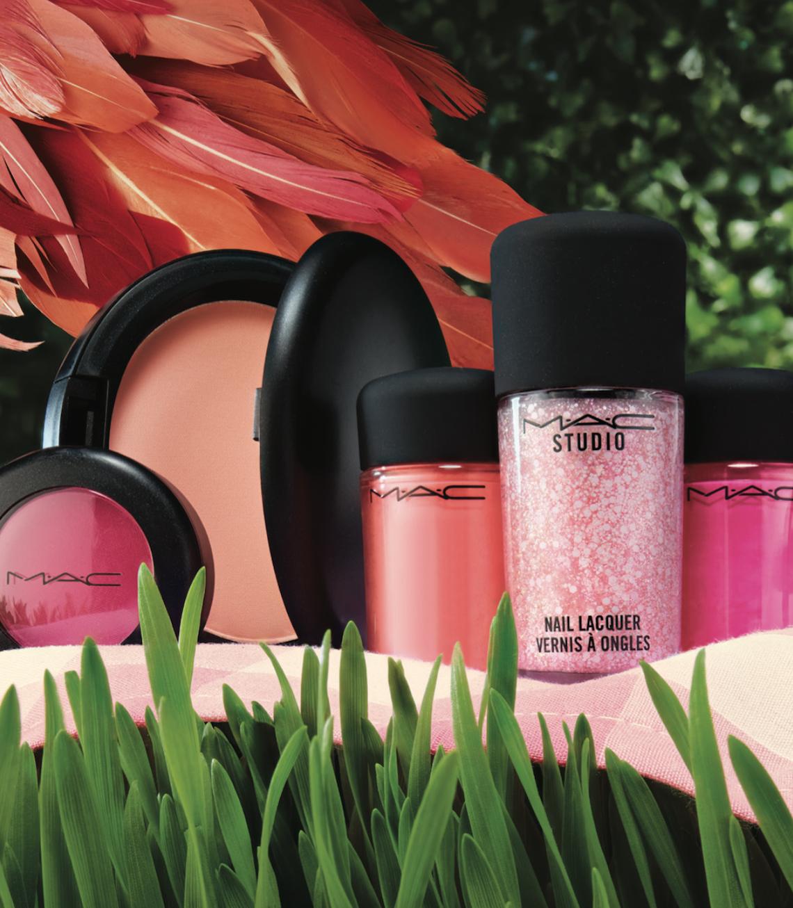 MAC Cosmetics Flamingo Park 3