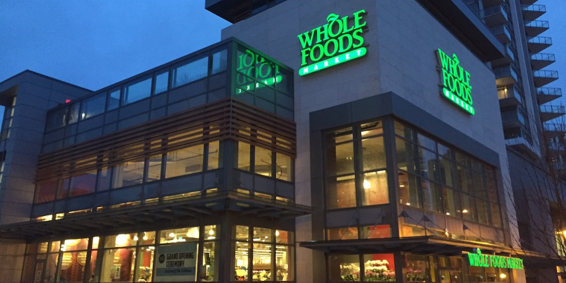 Whole Foods Grocery Store Vancouver Bc