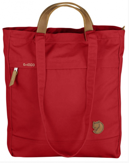 Fjallraven Totepack No. 1 in Red