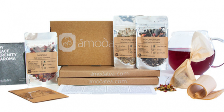 Amoda Tea: Loose-Leaf Tea Subscription Box