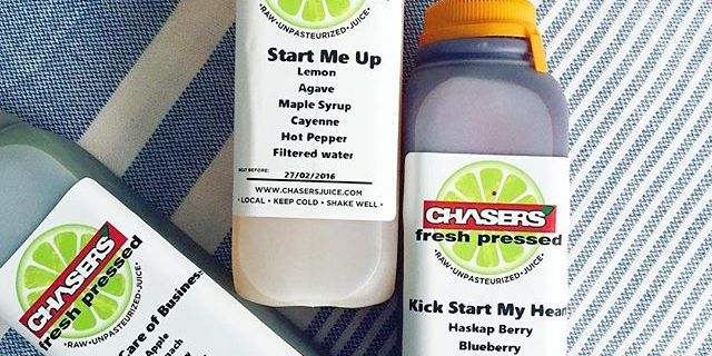 chasers juice cleanse review