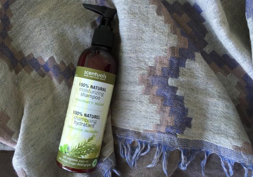 Scentuals Rosemary Mint Shampoo ($15)