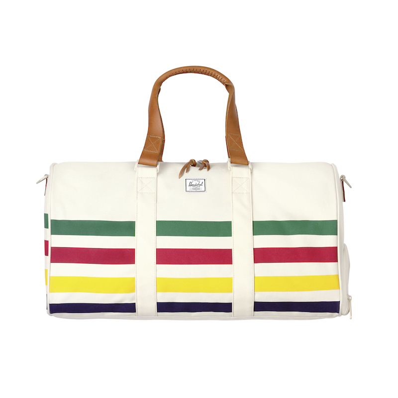 HBC COLLECTION x HERSCHEL Novel Duffle Bag, $135