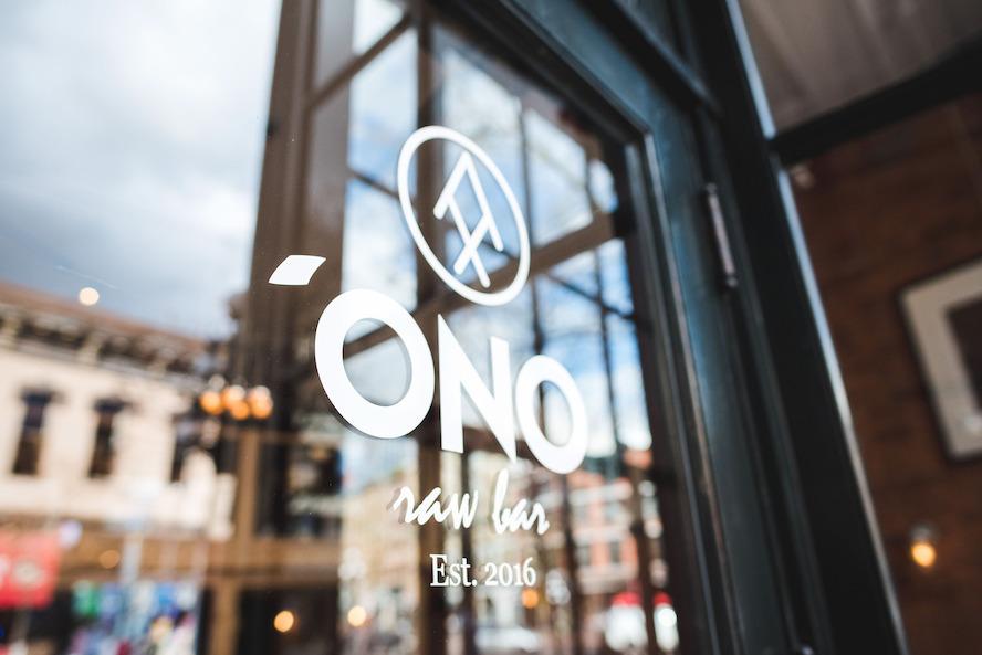 Ono Raw Bar Gastown