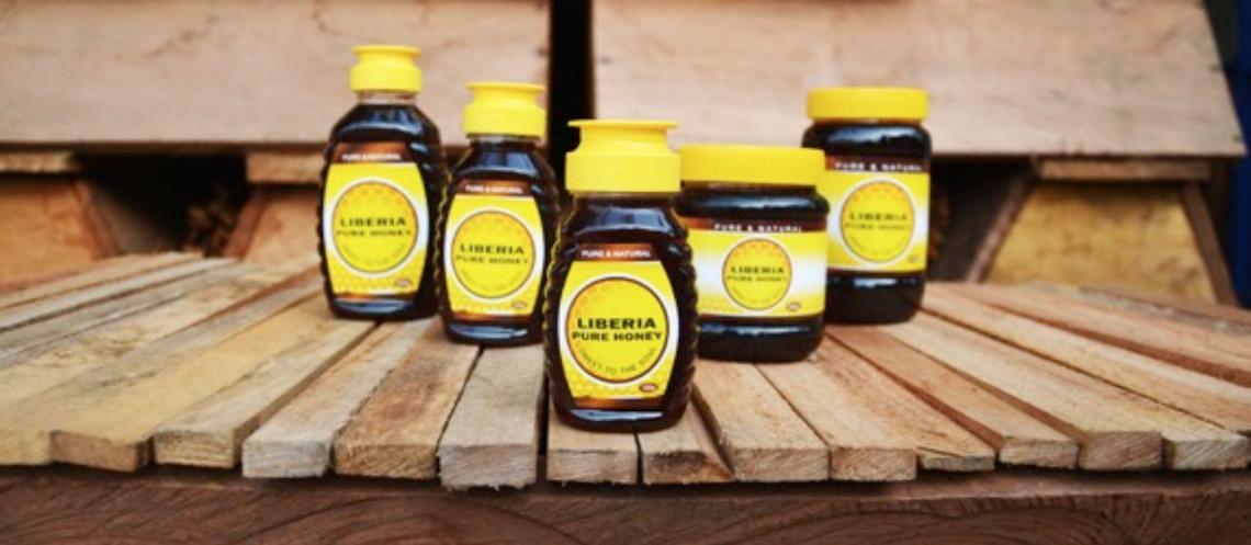 liberia pure honey