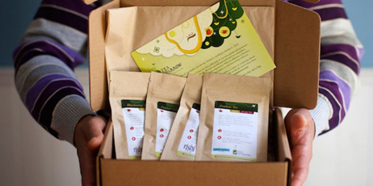 Tea Sparrow: Tea Subscription Box