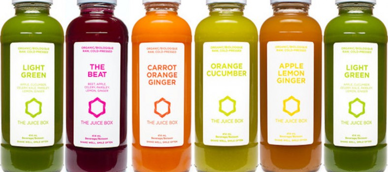 weekly juice cleanse subscription the juice box