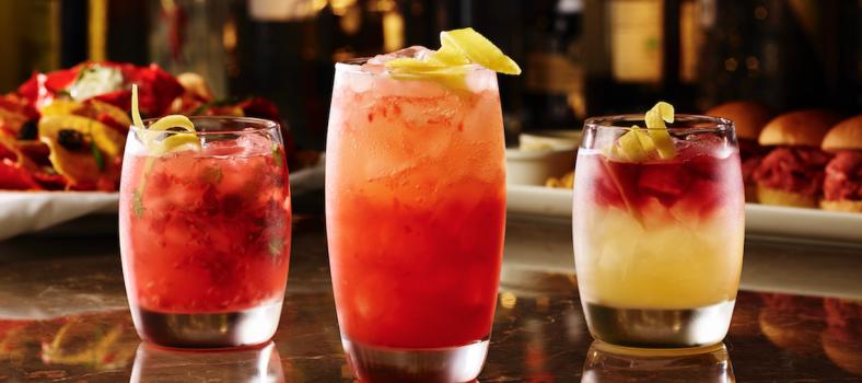 Keg 2016 Summer Cocktails