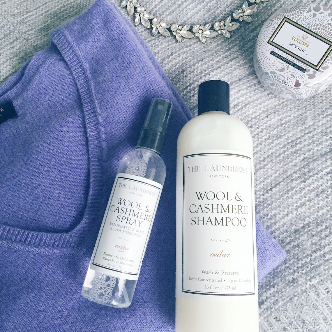 the laundress wool and cashmere
