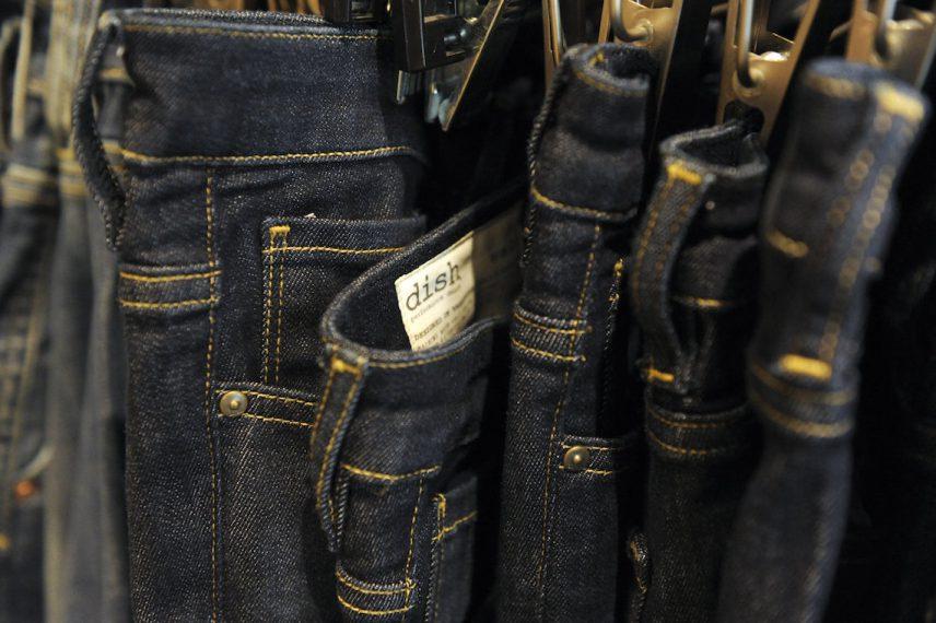 Dish Jeans Gastown