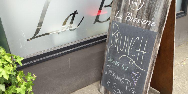 La Brasserie Brunch