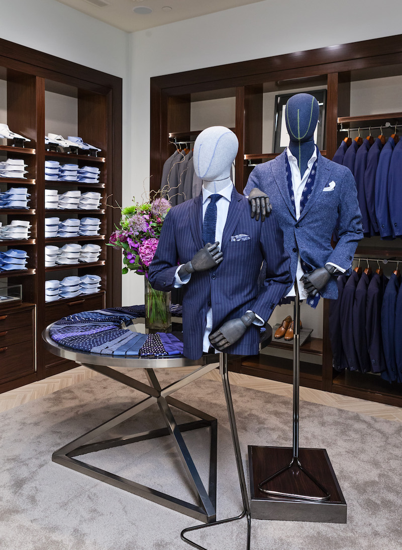 Massimo Dutti Vancouver Menswear Suits