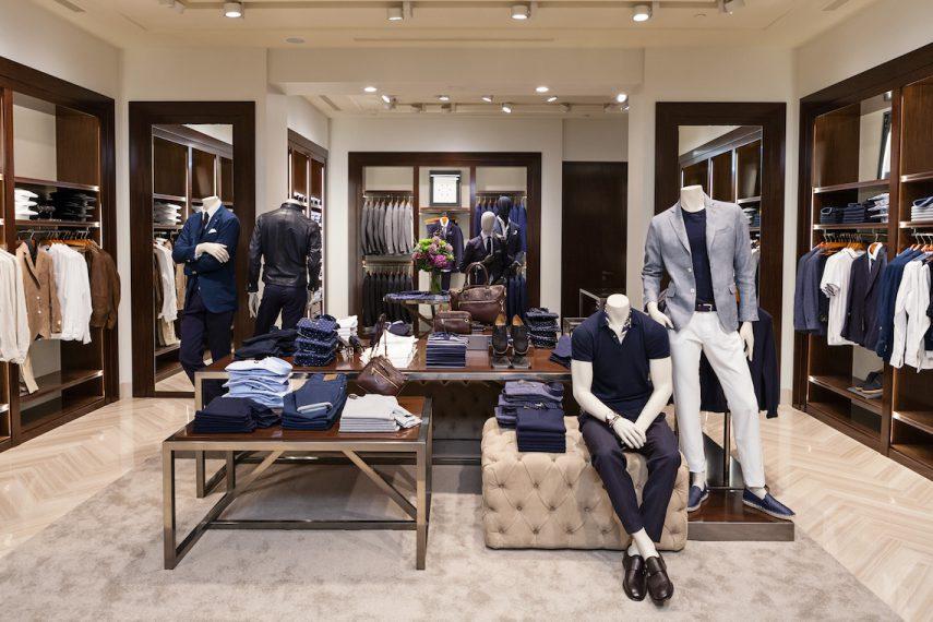 Massimo Dutti Vancouver Pacific Centre Menswear
