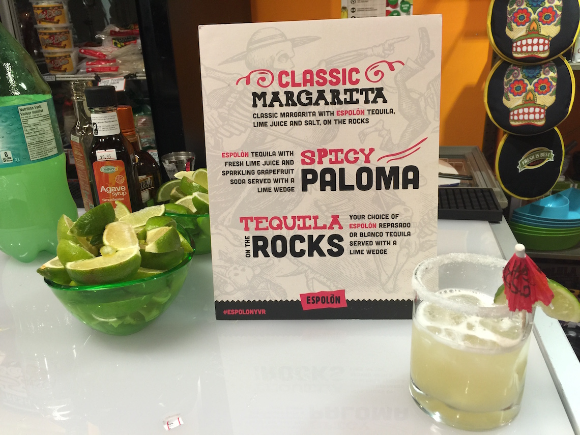 Tequila Espolon 2