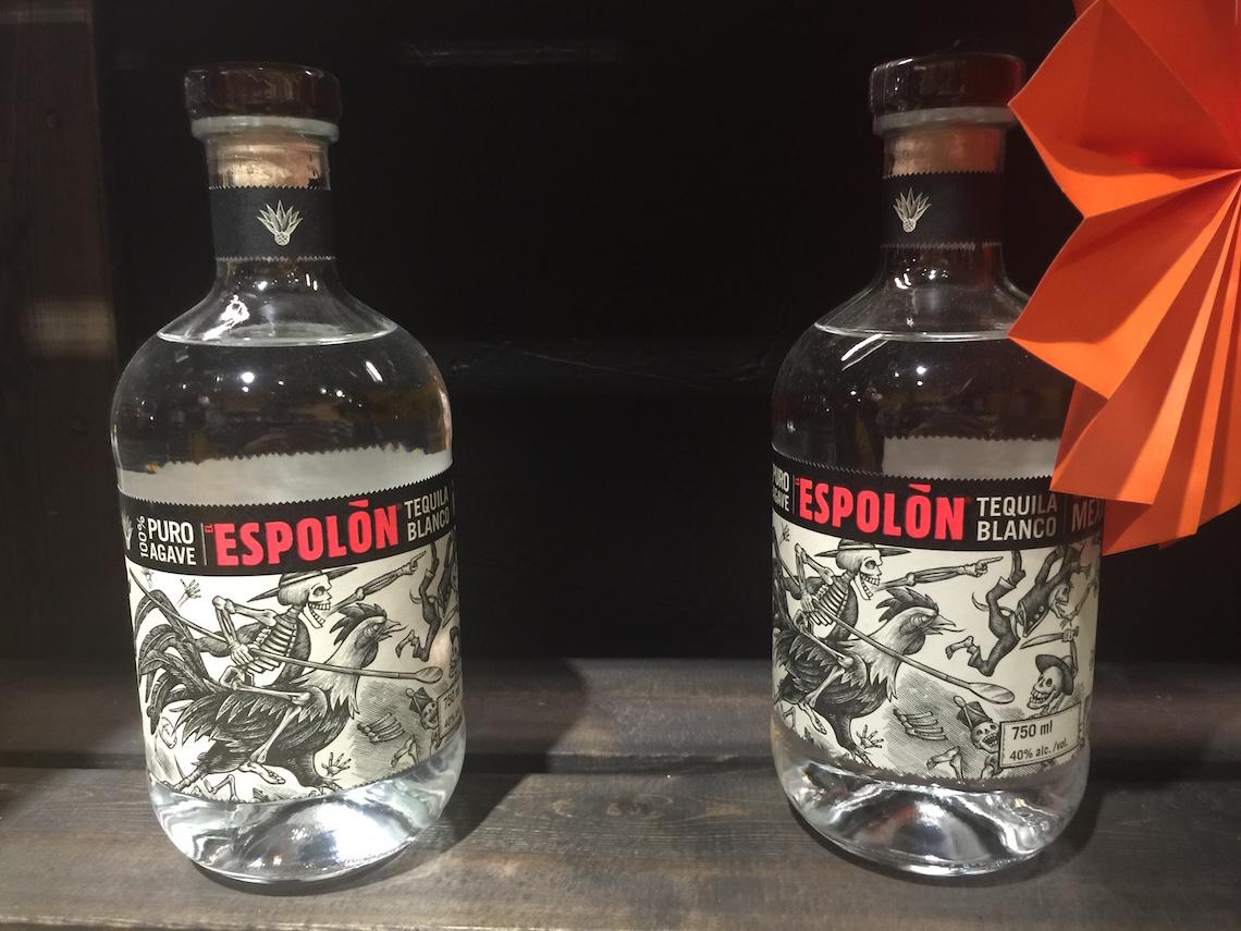 Tequila Espolon 3