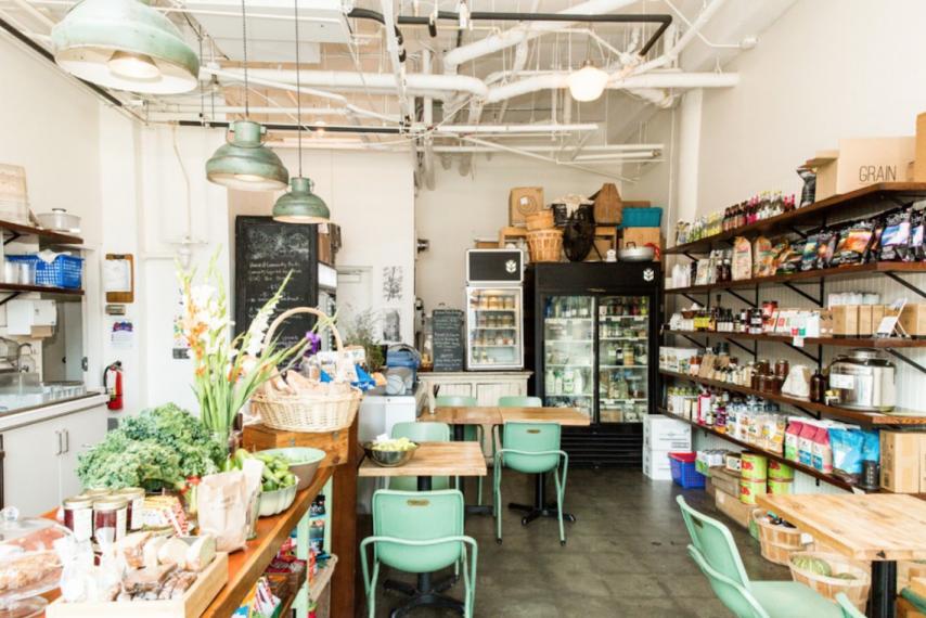 Hidden Gem - Harvest Community Foods