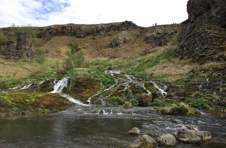 Iceland Gjain Valley Hike and Waterfalls 2