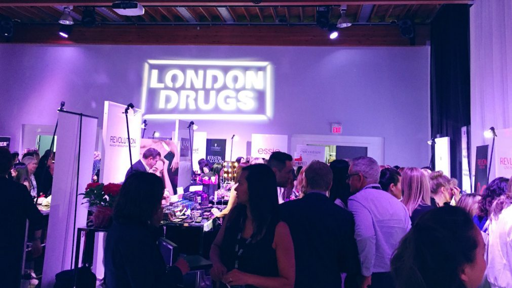 London Drugs Beauty Event LDBeauty 2016