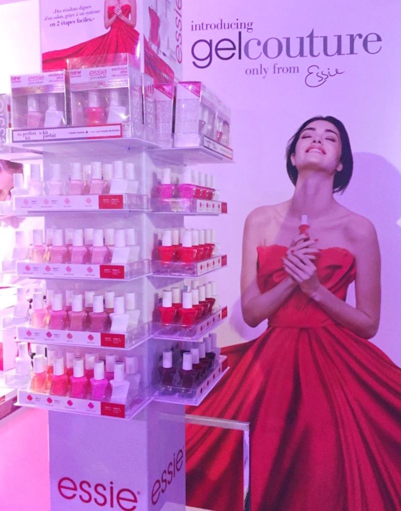 London Drugs Essie Beauty Event LDBeauty
