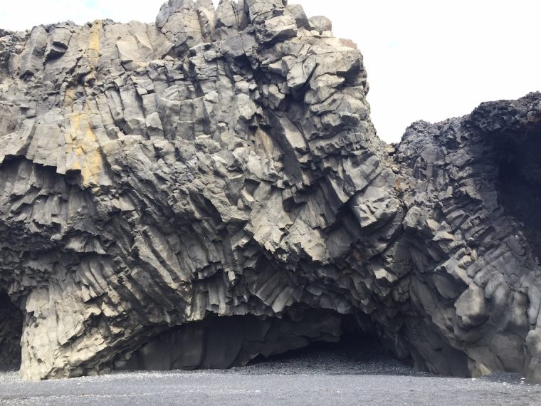 Travel Iceland: The Black Sand Beaches of Vik