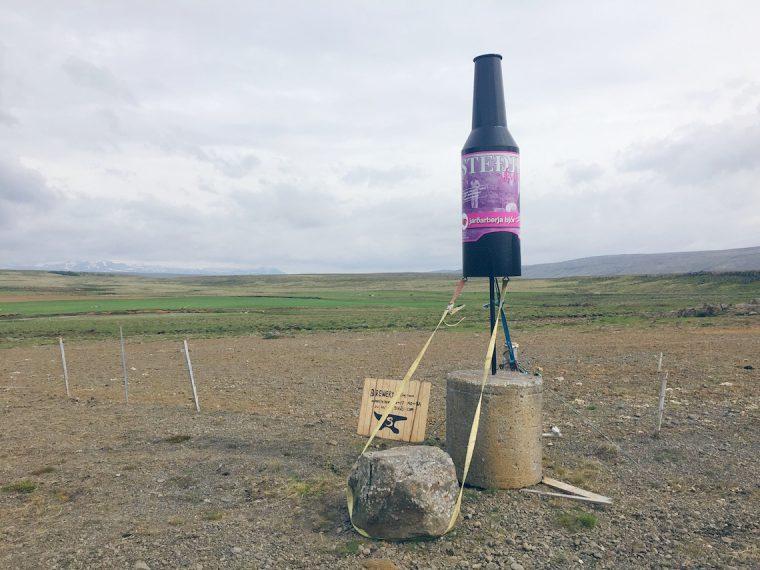 Stedji icelandic craft beer tasting