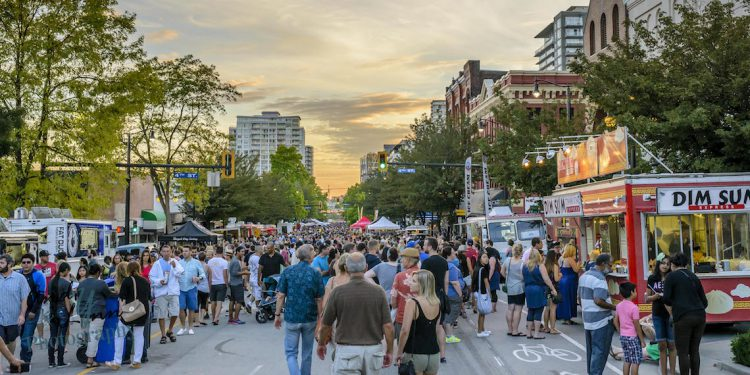 Columbia StrEAT Food Truck Fest 2016