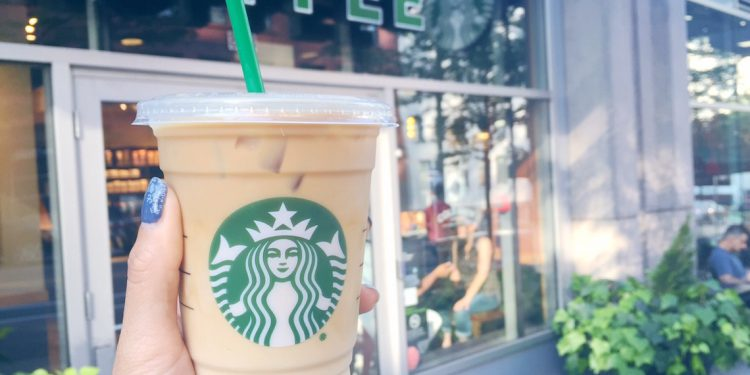 starbucks cold brew coffee vancouver