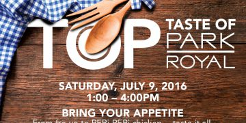taste of park royal july 2016