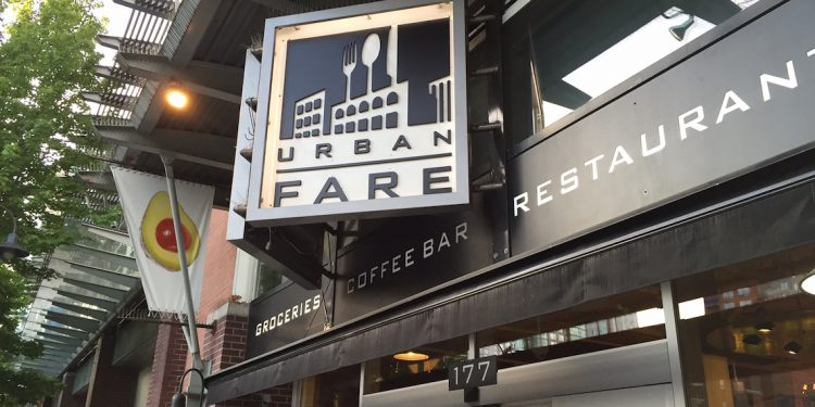 Urban Fare Yaletown