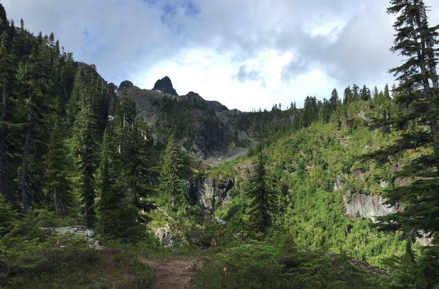 Sky Pilot 1 - Valley Trail