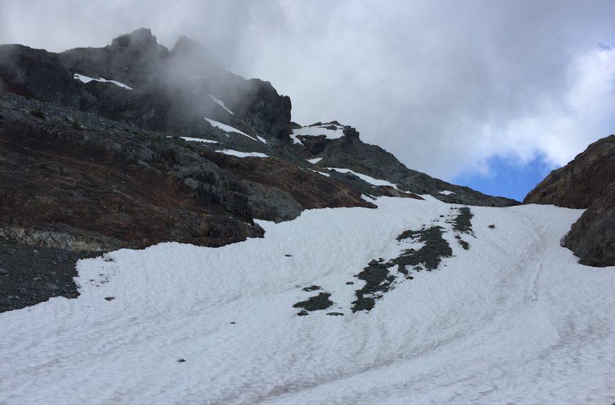 Sky Pilot Summit Hike Glacier