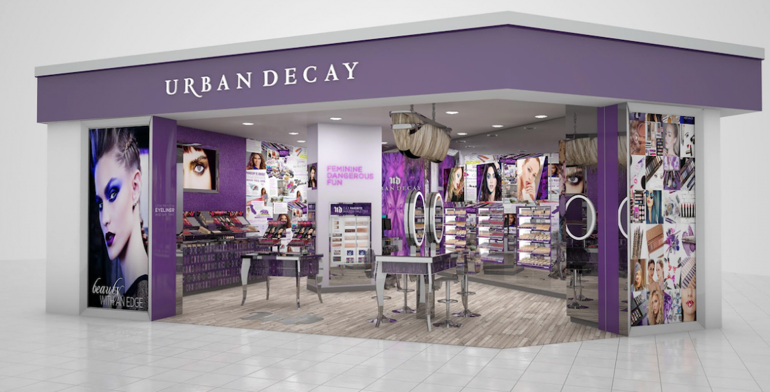 Urban Decay Metrotown Opens on September 10